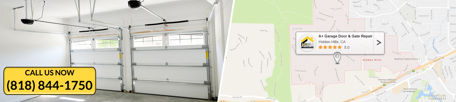 Garage Door Repair Hidden Hills