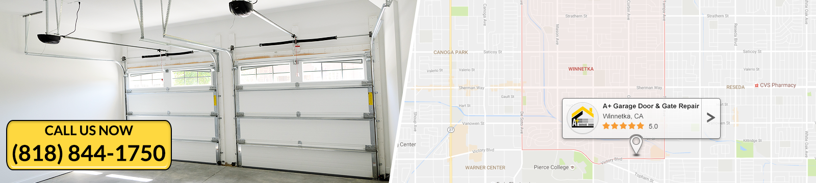 Garage Door Repair Winnetka