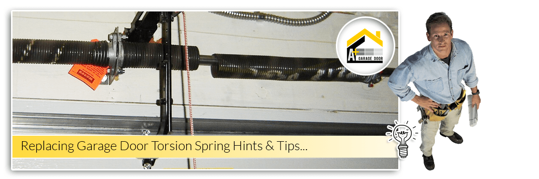 Torsion Spring Replacement